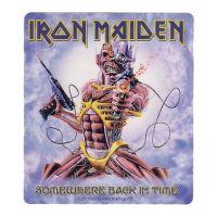 Iron Maiden - Somewhere Back In Time (Sticker)