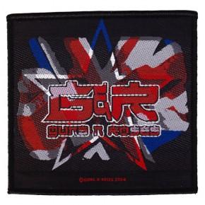 Guns N Roses - GNR UK (Patch)