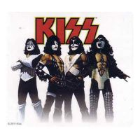 Kiss - Band (Sticker)