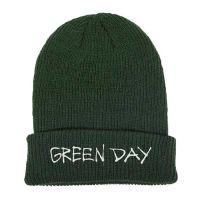 Green Day - Label Flip Logo (Ski Hat)