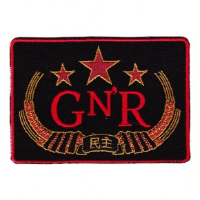 Guns N Roses - GNR Embroidered (Patch)