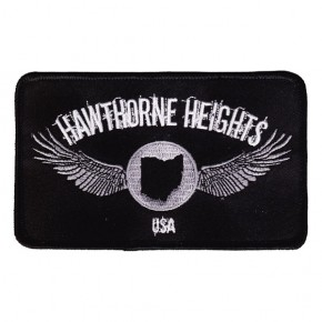 Hawthorne Heights - Logo (Patch)