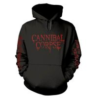 Cannibal Corpse - Tomb Of The Mutilated (Hooded Sweatshirt)