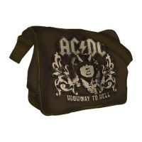 ACDC - Highway To Hell Angus (Messenger Bag)