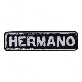 Hermano - Logo (Patch)