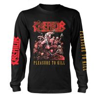 Kreator - Pleasure To Kill (Long Sleeve T-Shirt)