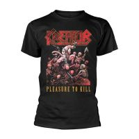 Kreator - Pleasure To Kill Front (T-Shirt)