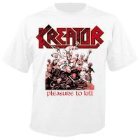 Kreator - Pleasure To Kill 25 Years (T-Shirt)