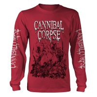 Cannibal Corpse - Pile Of Skulls 2018 (Long Sleeve T-Shirt)