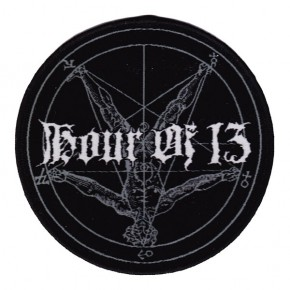 Hour Of 13 - Logo (Patch)