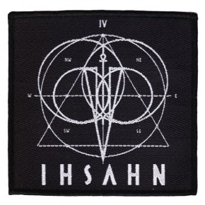 Ihsahn - Logo (Patch)