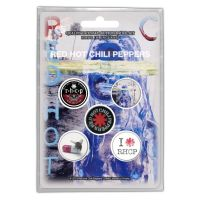 Red Hot Chili Peppers - By The Way (Badge Pack)