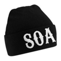Sons Of Anarchy - SOA (Ski Hat)