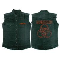 Biohazard - Logo (Workshirt)
