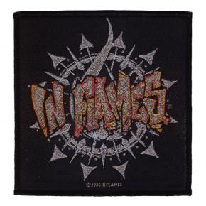 In Flames - Graffiti Logo (Patch)