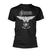 Saxon - Estd 1979 (T-Shirt)