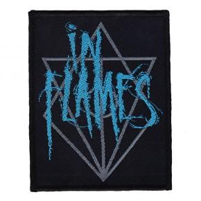 In Flames - Scratch Logo (Patch)