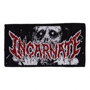 Incarnate - Logo (Patch)
