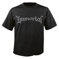 Immortal - Logo (T-Shirt)