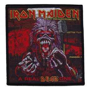 Iron Maiden - A Real Dead One (Patch)