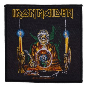 Iron Maiden - Crystal Ball (Patch)