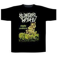 Municipal Waste - Massive Aggressive (T-Shirt)