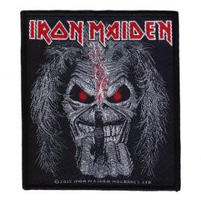 Iron Maiden - Eddie Candle Finger (Patch)