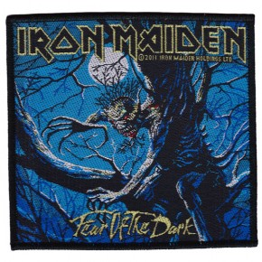 Iron Maiden - Fear Of The Dark (Patch)