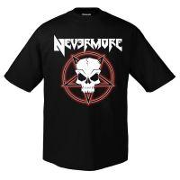 Nevermore - Tribal Skull (T-Shirt)