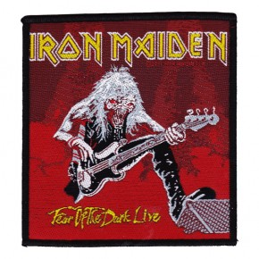 Iron Maiden - Fear Of The Dark Live (Patch)