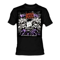 Napalm Death - From Enslavement Classic Logo (T-Shirt)