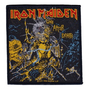 Iron Maiden - Live After Death (Patch)