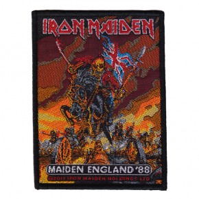 Iron Maiden - Maiden England '88 (Patch)