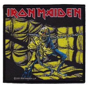 Iron Maiden - Piece Of Mind (Patch)