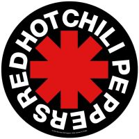 Red Hot Chili Peppers - Asterisk (Backpatch)