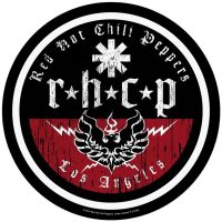 Red Hot Chili Peppers - L.A. Biker (Backpatch)