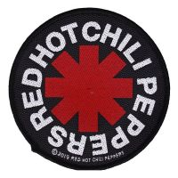 Red Hot Chili Peppers - Asterisk (Patch)