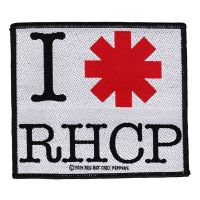 Red Hot Chili Peppers - I Love RHCP (Patch)