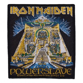 Iron Maiden - Powerslave (Patch)