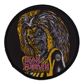 Iron Maiden - Killers Face (Patch)