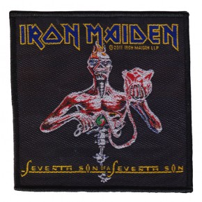Iron Maiden - Seventh Son (Patch)