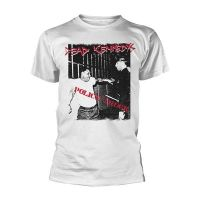 Dead Kennedys - Police Truck White (T-Shirt)