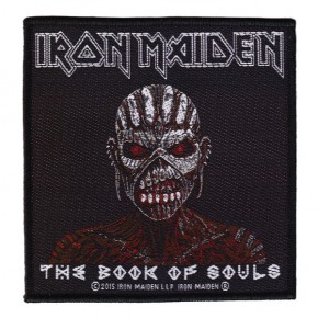 Iron Maiden - The Book Of Souls (Patch)