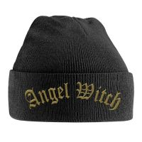 Angel Witch - Gold Logo (Ski Hat)