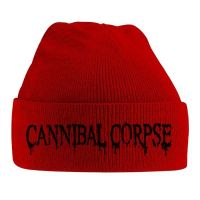 Cannibal Corpse - Black Logo (Ski Hat)