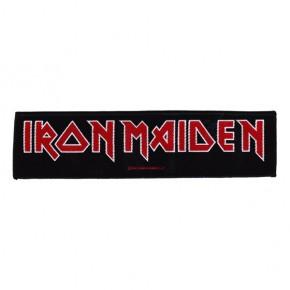 Iron Maiden - Logo (Superstrip Patch)