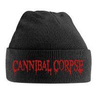 Cannibal Corpse - Red Logo (Ski Hat)