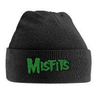Misfits - Green Logo (Ski Hat)