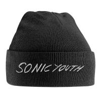 Sonic Youth - White Logo (Ski Hat)