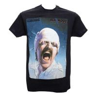 Scorpions - Blackout Block (T-Shirt)